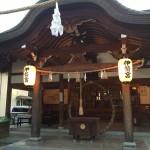 輪くぐり(茅輪祭)