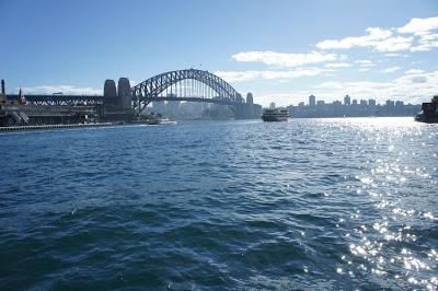 オーストラリア・シドニー旅行記-シドニー市街地編-