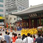 韓国・ソウル旅行(2006/7/25)