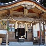 石上布都魂神社(いそのかみふつみたまじんじゃ)