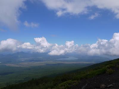 富士山登頂成功!