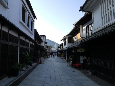 広島県竹原市を歩く