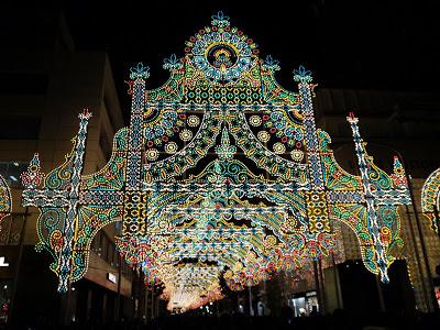 5年ぶりの神戸ルミナリエ