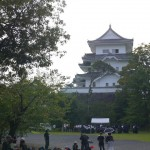 伊賀上野で忍者に会う。
