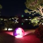 岡山後楽園・春の幻想庭園