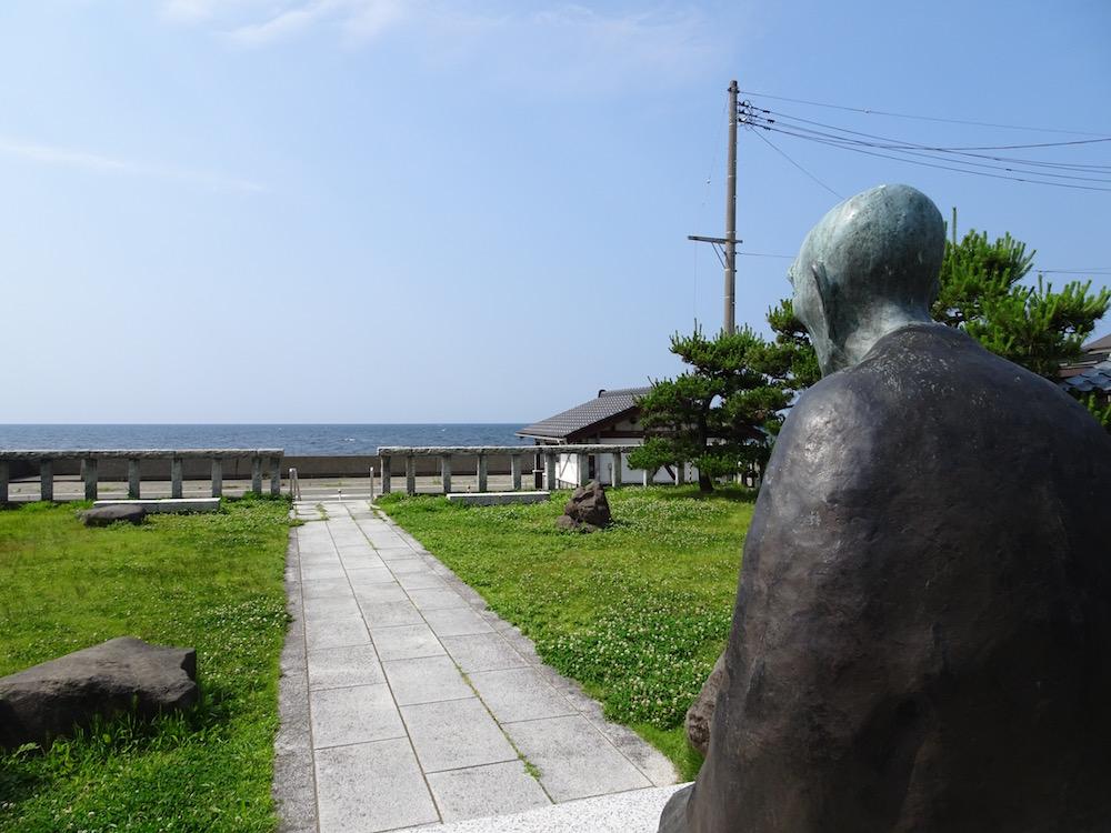 良寛さんの里・新潟県出雲崎町を歩く