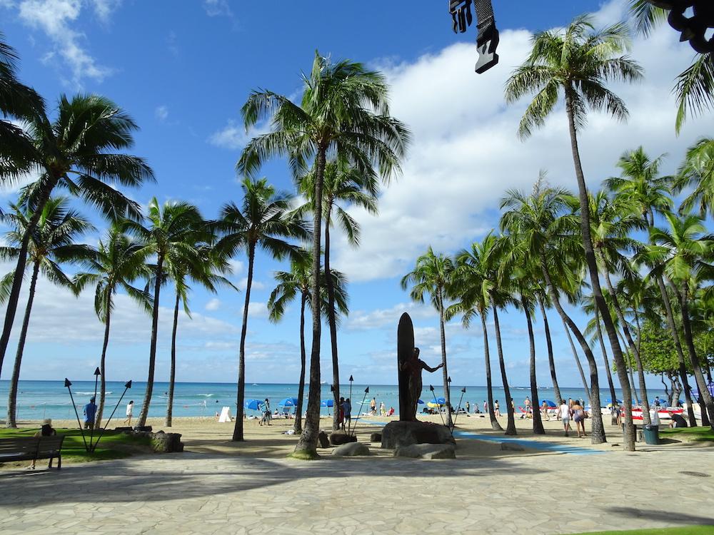 ハワイでUber(ウーバー)を使ってみた