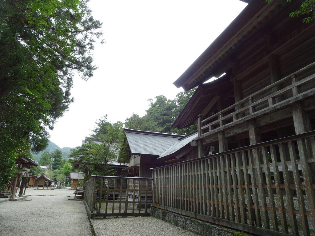 8年ぶりの須佐神社