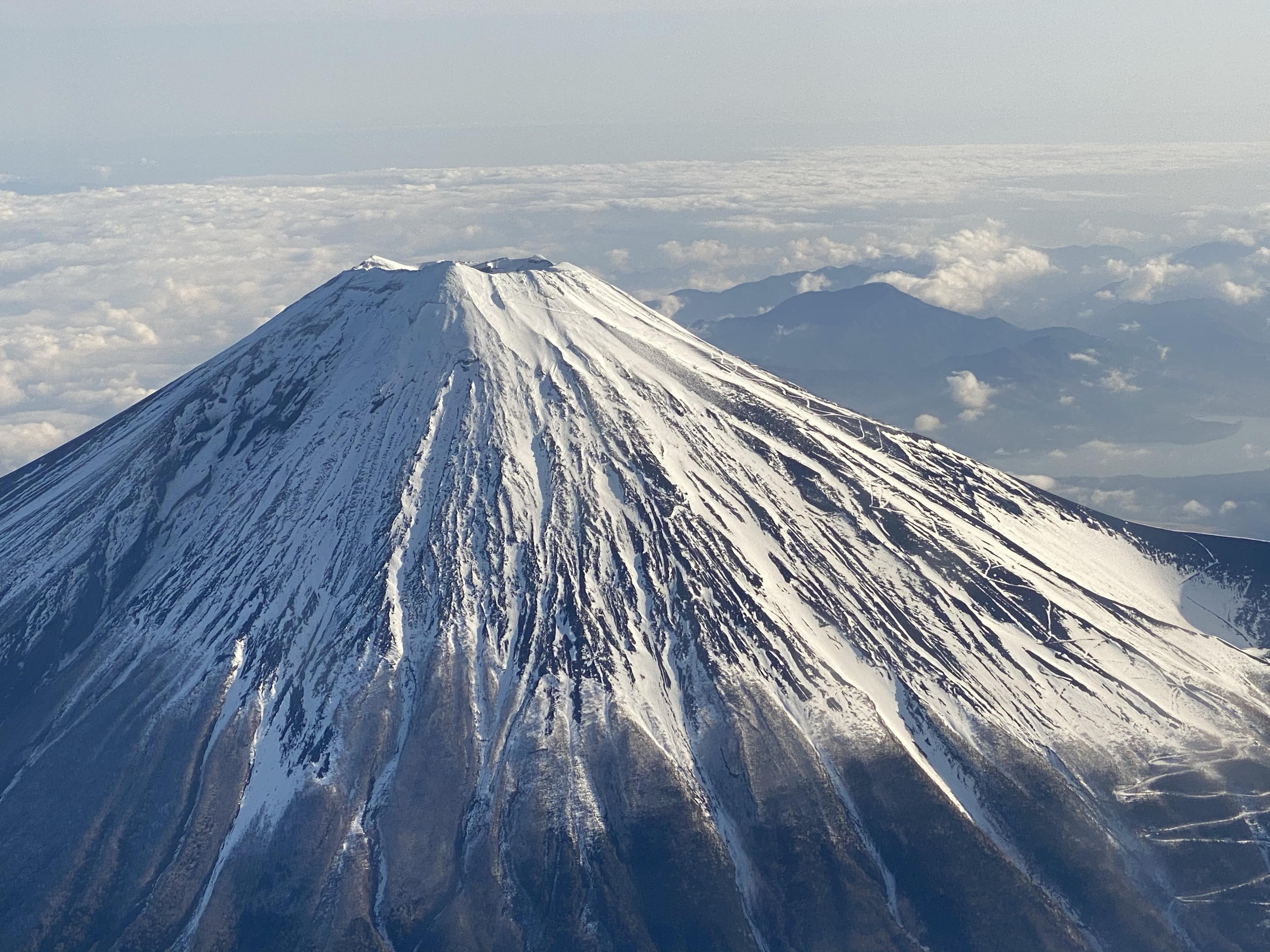富士山遊覧飛行で富士絶景を満喫-日本YEG全国大会ふじのくに静岡ぬまづ大会-